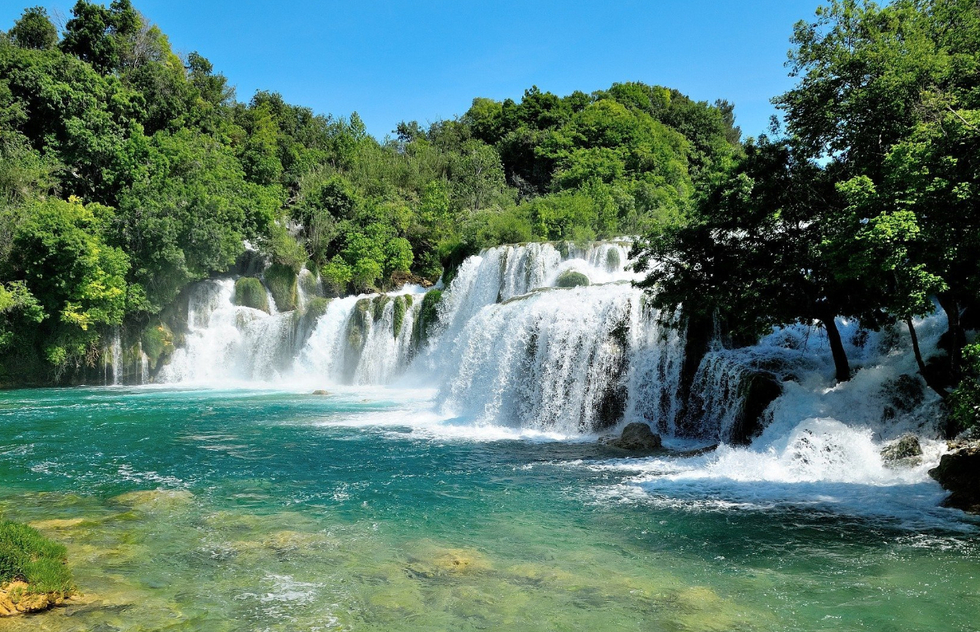 Most Beautiful Places in Croatia: Krka National Park