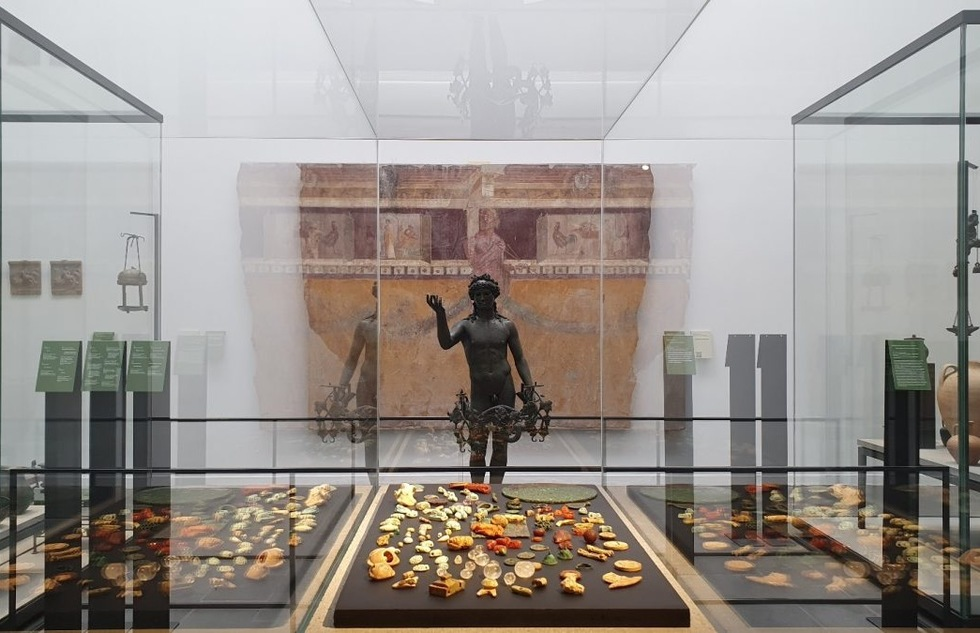 After 40 Years, Pompeii Fully Reopens Its Treasure-Filled Antiquarium | Frommer's