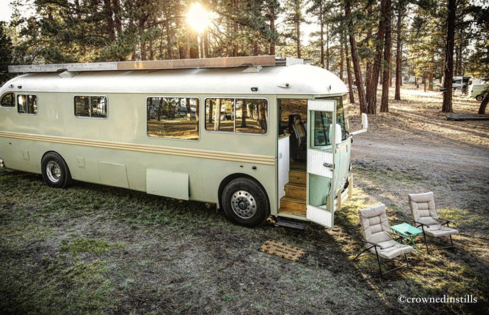 1950s School Bus That Once Toured 200,000 Miles Revs Up for New Journey | Frommer's