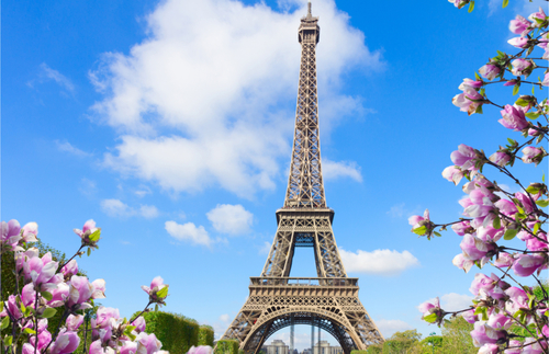 Eiffel Tower in Paris to Be Painted a New Color for 2024 Olympics | Frommer's