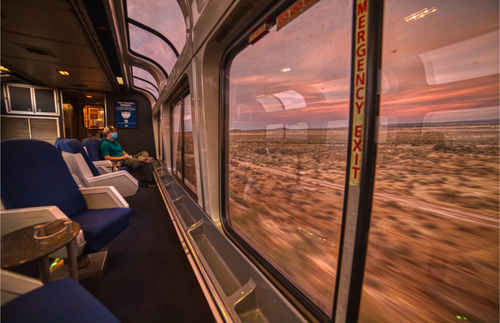 BOGO Sale From Amtrak