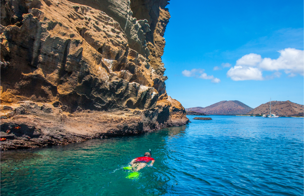 Where to go in the Galapagos Islands: Bartolomé (Sullivan)