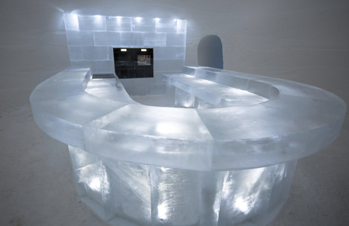Finland Created a Kitchen Made Out of Ice—and It Works | Frommer's