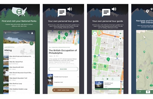 The New Official National Parks Trip-Planning App Gets a Rave from Us | Frommer's