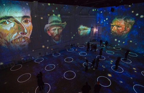 Immersive (and Socially Distanced) van Gogh Show Comes to Major U.S. Cities | Frommer's