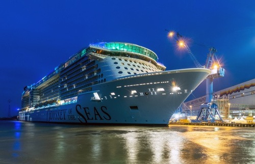 Royal Caribbean's Newest Ship Will Only Be For Vaccinated Passengers