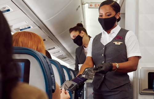 With Covid Still Uncontained, U.S. Extends Airline Mask Mandate   | Frommer's