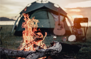 Great gifts and products for hiking, fishing camping, water sports: Campfire