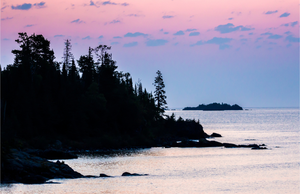 Which National Parks to see in June, July, August, and September: Isle Royale