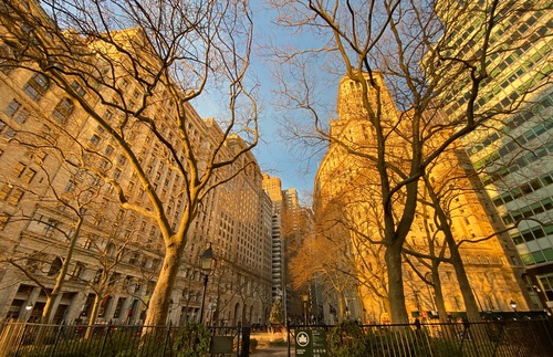 Frommer's New Smartphone-Enabled Walking Tour of NYC's Financial District | Frommer's