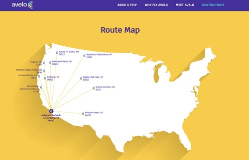 New Airline Connects Los Angeles with Many Western Cities At Low, Low Airfares | Frommer's