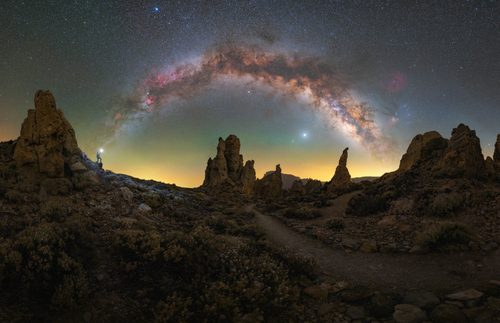 These Stunning Milky Way Photos Will Make You Want to Take a Stargazing Trip ASAP