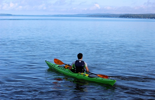 Northern Michigan's Lakes and Rivers: Five Top Ways To Get on the Water