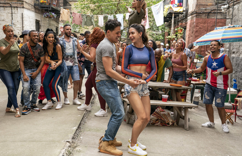 """""""In the Heights"""" Sites: Upper Manhattan Spots Featured in the Vibrant Movie Musical"""
