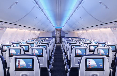 United Airlines Will Add Seatback Screens to All of Its Planes | Frommer's