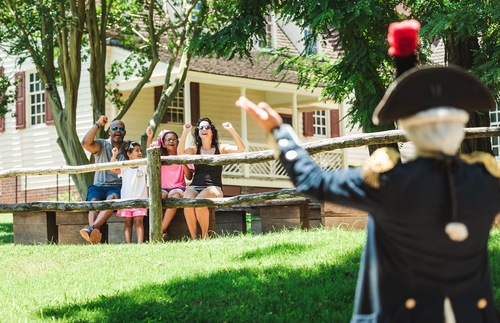 Open-air and living history museums in the United States