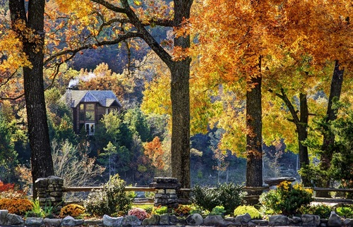 Where to stay for fall foliage