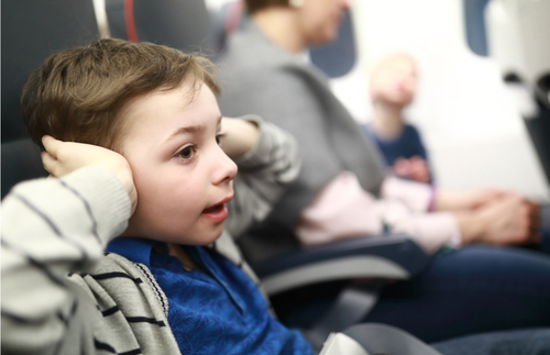 How to Pop Your Ears on an Airplane