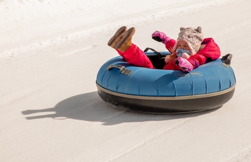 Family winter vacation ideas without skiing