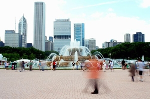 "Buckingham Fountain, Chicago, IL. Photo by <a href=""http://www.frommers.com/community/user_gallery_detail.html?plckPhotoID=bc34523e-058c-43d2-b190-20a314b94d6c&plckGalleryID=c0482941-0d2d-4cca-b8c4-809ee9e20c72"" target=""_blank"">UPS1JOE/Frommers.com Community</a>"