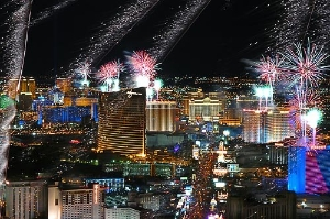 Las Vegas New Year's Eve