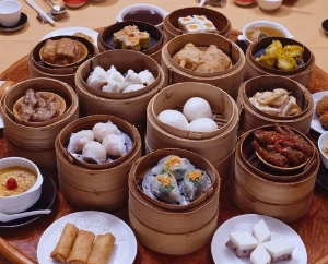 Dim sum is like tapas