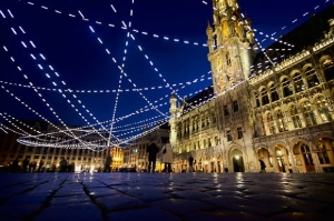 "The Grote Markt/Grand-Place in Brussels, Belgium. Photo by <a href=""http://www.frommers.com/community/user_gallery_detail.html?plckPhotoID=8c5cef7d-bb0b-4f5a-b0c7-43f847f371c7&plckGalleryID=c0482941-0d2d-4cca-b8c4-809ee9e20c72"" target=""_blank"">Liat Noten/Frommers.com Community</a>"