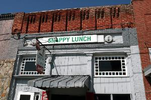 Snappy Lunch in Mayberry, NC.