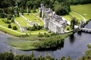 Ashford Castle, County Mayo. Photo: Courtesy of The Leading Hotels of the World