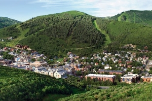 Park City, Utah, dates back to 1868. Photo courtesy Park City Chamber of Commerce & Visitors Bureau