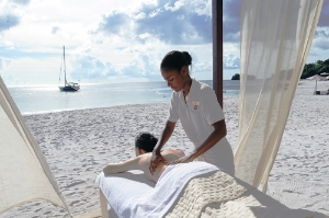 The Spa at Buccament Bay Resort, St. Vincent. Photo courtesy Buccament Bay Resort