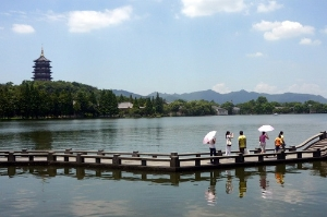 West Lake, Hangzhou.