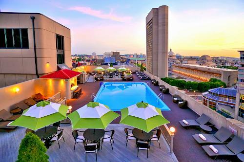 America's Best Rooftop Hotel Pools
