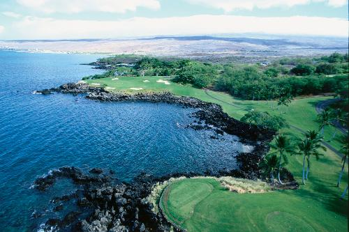 Mauna Kea Golf Course, Hawaii's Big Island
