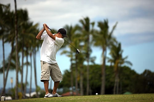 Hilo Municipal Golf Course in Hawaii