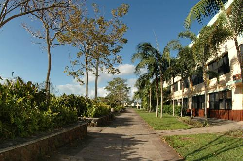 Division Headquarters at the U.S. Army Schofield Barracks in Honolulu, Oahu, Hawaii