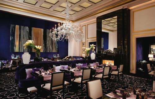 For masterful French cuisine in an equally inspired setting, look no further than Joël Robuchon in Las Vegas