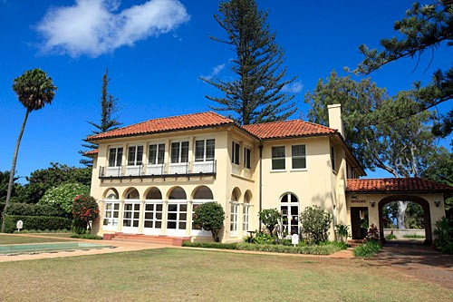 Makawao's Hui No'eau Visual Arts Center is Maui's premier arts collective. It's also proof that this is no longer a sleepy cowboy town.