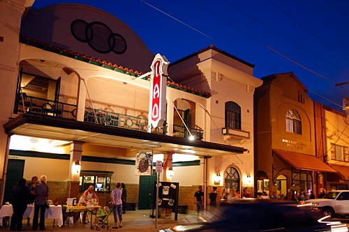 The charming and historic Iao Theater in Wailuku plays host to Maui's rich community theater tradition.