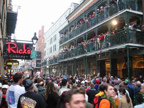 Mardi Gras  Hotels New Orleans