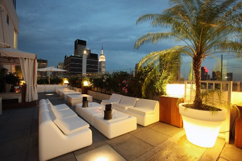 New York City S Best Hotel Rooftop Bars