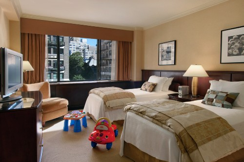 Best New York City Hotels For Families