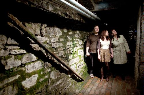 A tour of underground Seattle