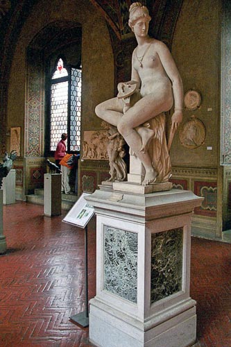 The Bargello claims one of the world's finest troves of Renaissance sculpture.