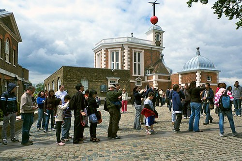 Commissioned in 1675 by Charles II, the Royal Observatory was set up to discover an accurate method of determining longitude.