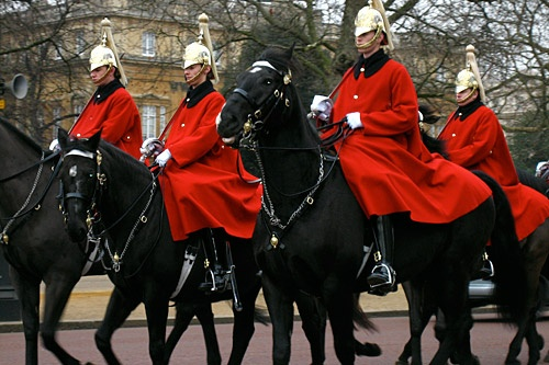 Horse Guards.