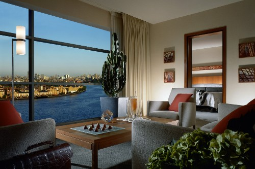 Four Seasons Canary Wharf Hotel London