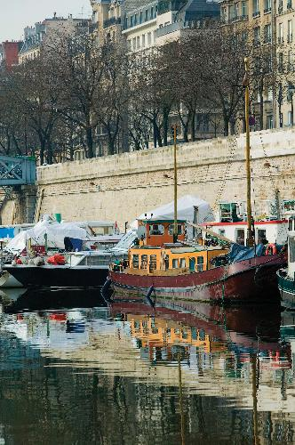 Bastille Port de Plaisance, Paris Arsenal Boat Marina