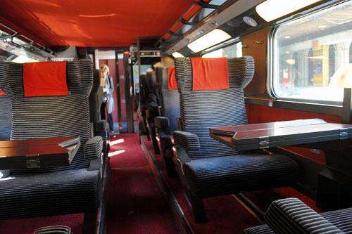 Iconic European Rail Journeys