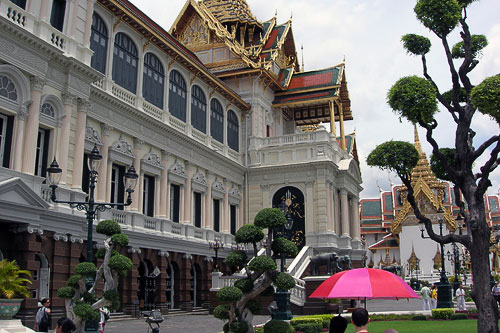 Royal Palace-Bangkok, Thailand